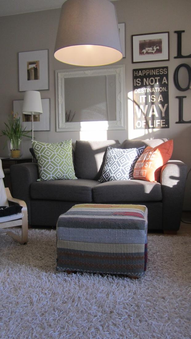 Living/ Boheme Interior