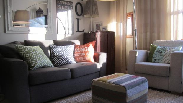 Living/ Boheme Interior.