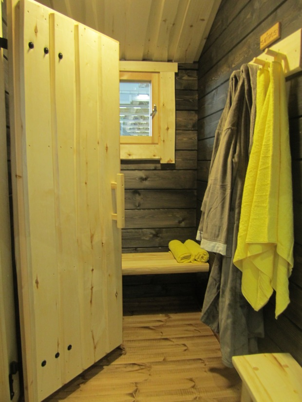 Salvos- valmismökit ja saunat