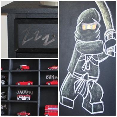 chalkboard./ Boheme Interior