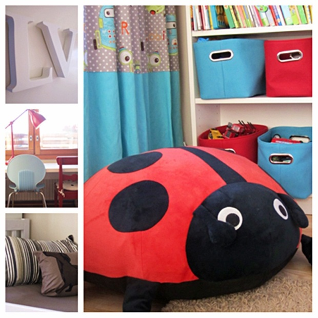 Lastenhuone/ Boheme Interior