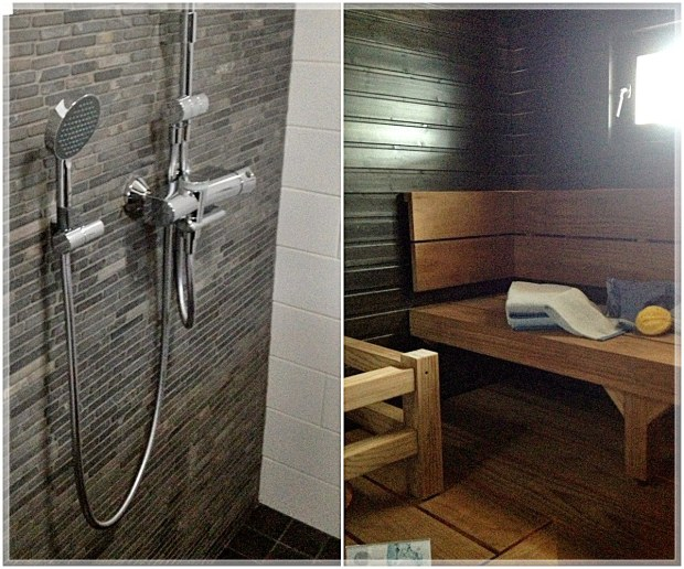 kylpyhuoneet ja saunat/ Asuntomessut 2013