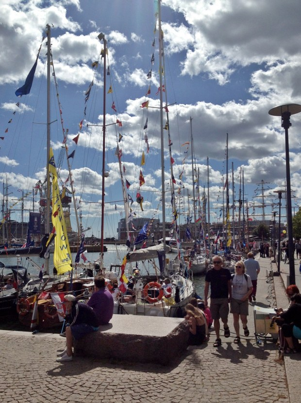 Tall Ships Races 2013