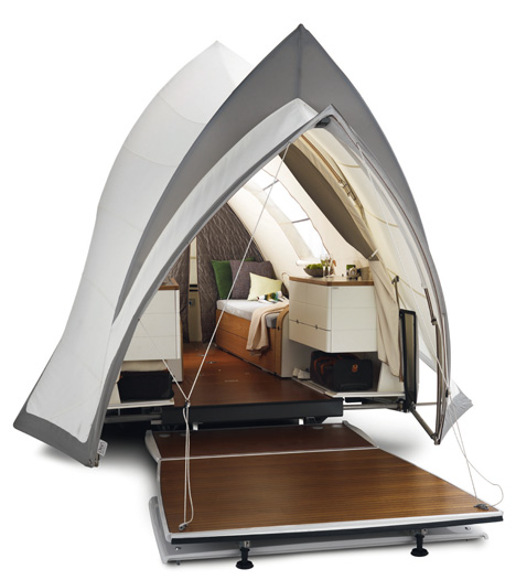 Opera Camper by Axel Enthoven