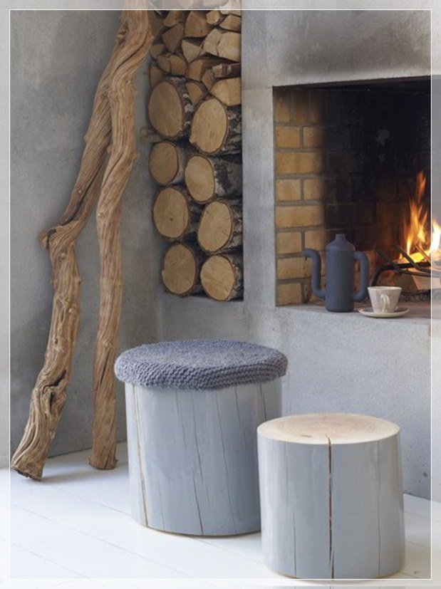 Stump- table