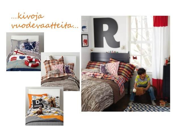 Kids room/ Boheme Interior blog