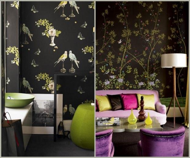wallpapers/ Boheme Interior blog
