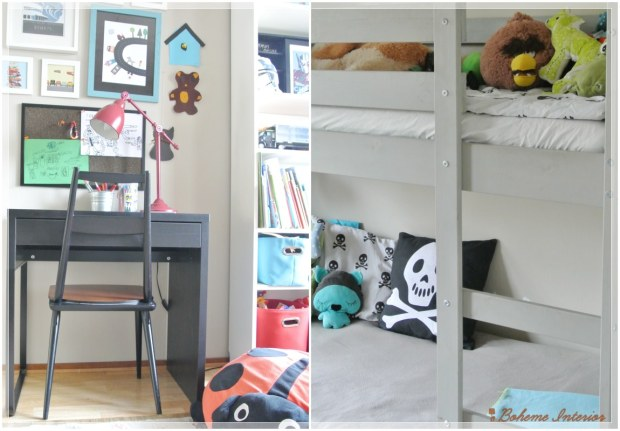 Kids room / Boheme Interior blog