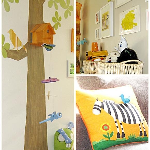 Lastenhuone, kidsroom/ Boheme Interior