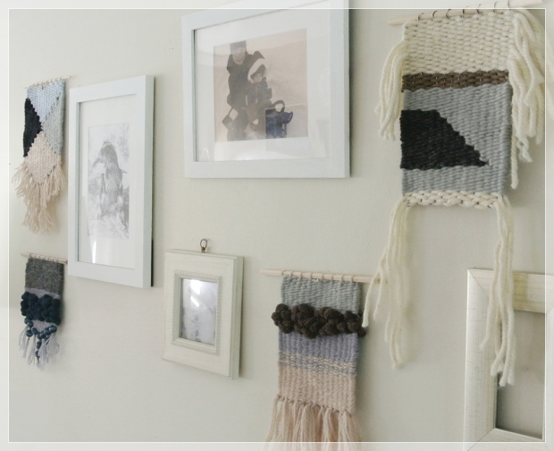 Olohuone, living room, miniryijyt, weaving / Boheme Interior sisustus verkkokauppa + sisustussuunnittelu Helsinki