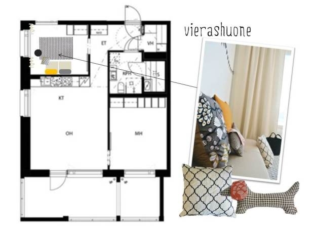 Sisustussuunnittelu, interior design/ Boheme Interior sisustus verkkokauppa + sisustussuunnittelu Helsinki