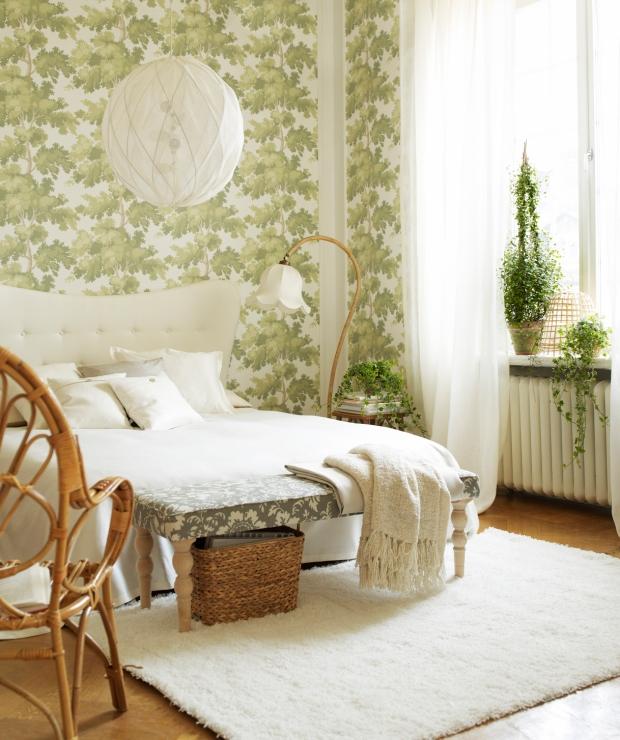 Bedroom, makuuhuone/ Boheme Interior sisustus verkkokauppa + sisustussuunnittelu Helsinki