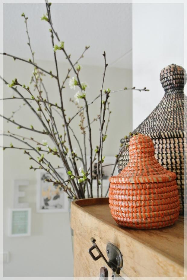 Cherrybranches/ kirsikanoksat, olohuone,livingroom