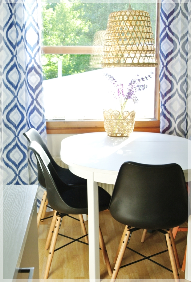 Dining room/ ruokailutila, scandihome