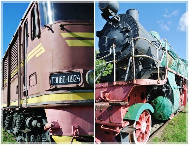 Haapsalu Viro, train