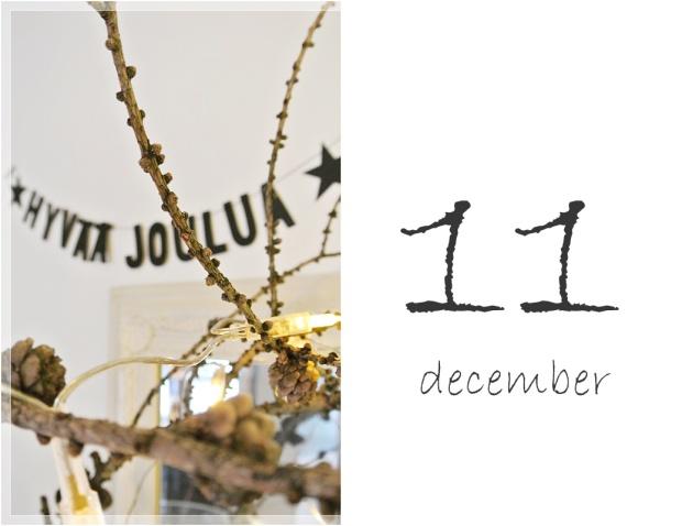 diy joulukoriste, joulukalenteri, christmas