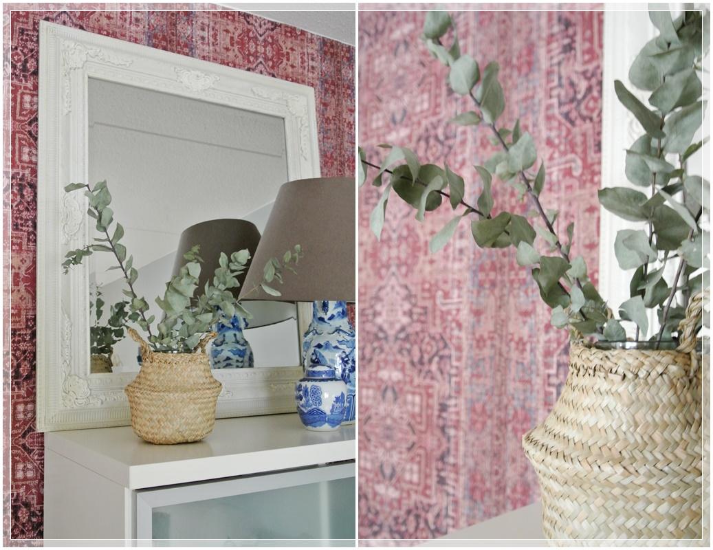 olohuone, livingroom, sisustus, homedecor, tapetti, wallpaper kelim
