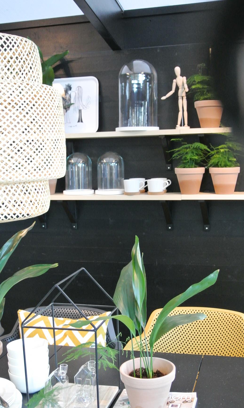 Kevätmessut, mökki, sisustus, boheme interior, sisustussuunnittelu
