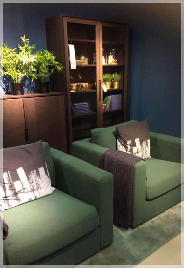 sisustus, ikea, home decor, boheme interior, green, vihreä