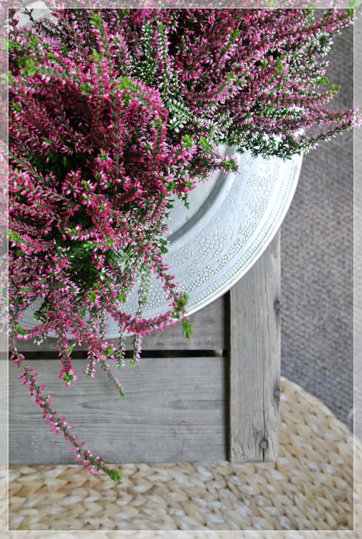 Parveke sisustus, balcony, syyskukat, autumn, fall